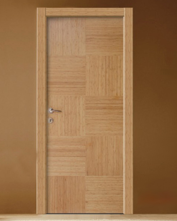 K001 wood veneer door kartallar door for Wood door manufacturers